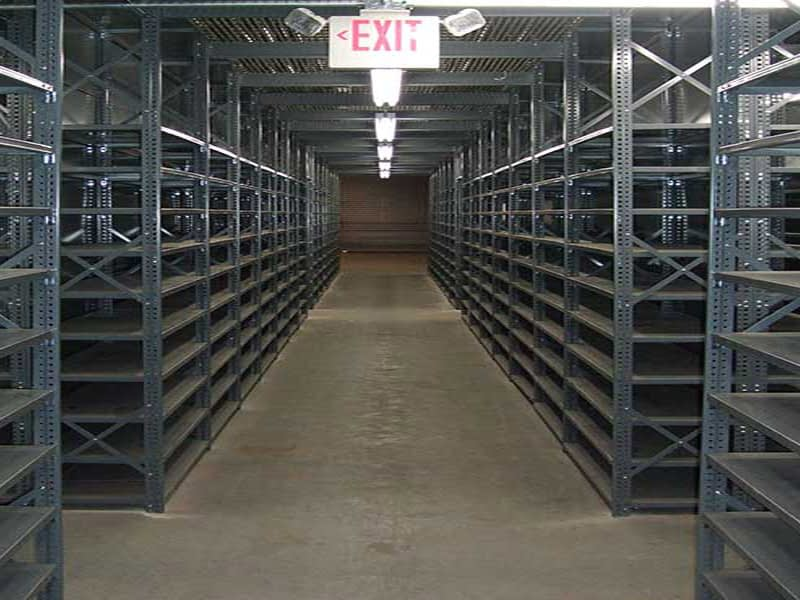 Backroom / Archive Storage