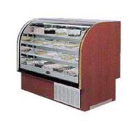 Marc Refrigeration - Display Case, Refrigerated Bakery - 61'