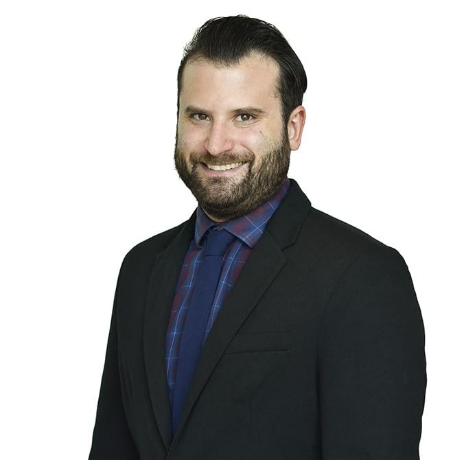 Jared Zipper, LCSW