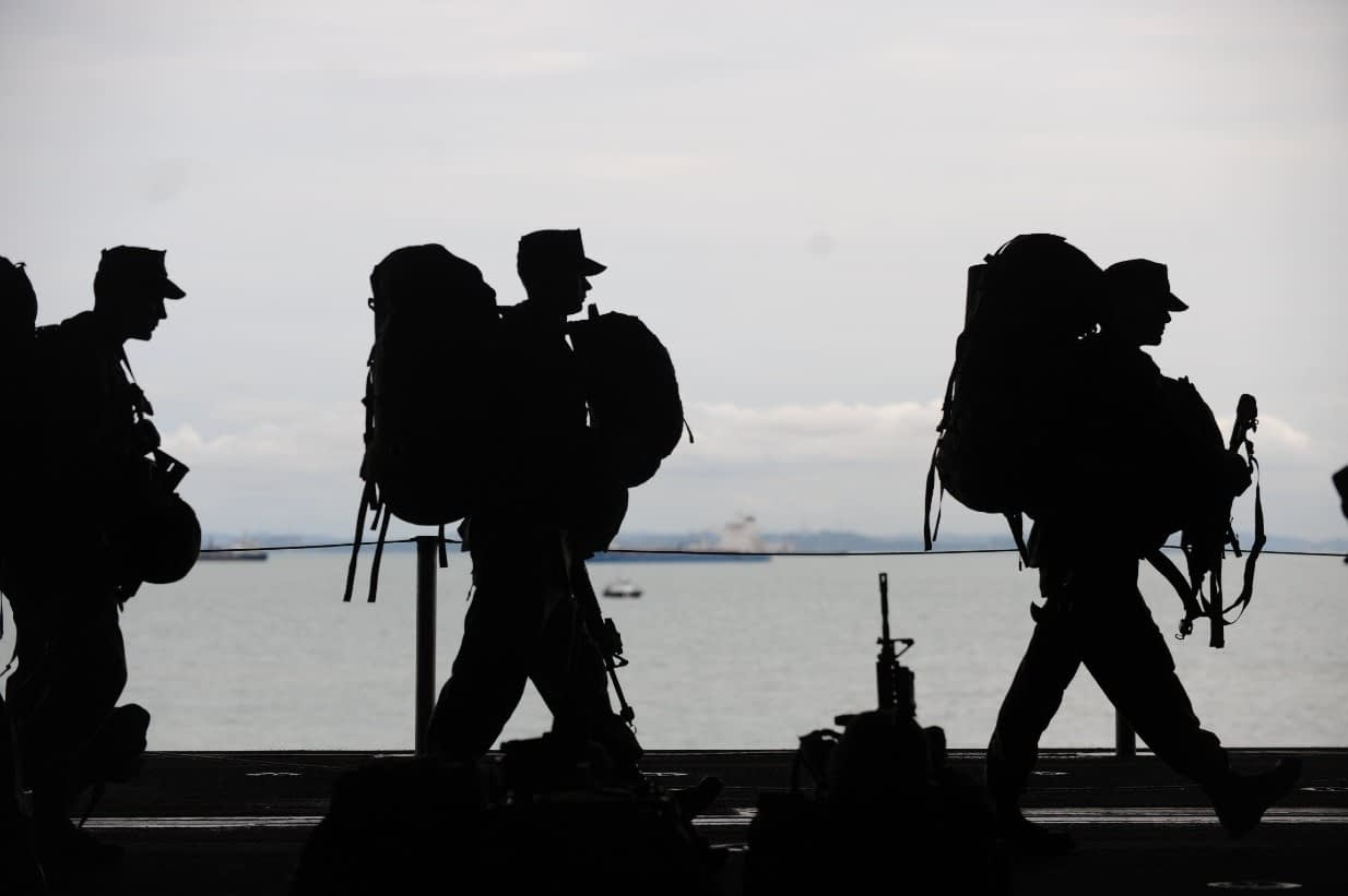 Substance Abuse in Military from active duty to veteran