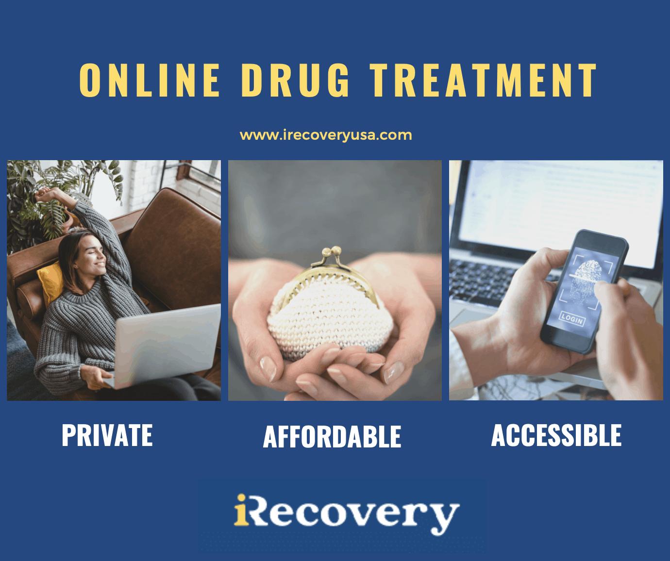 online drug counseling