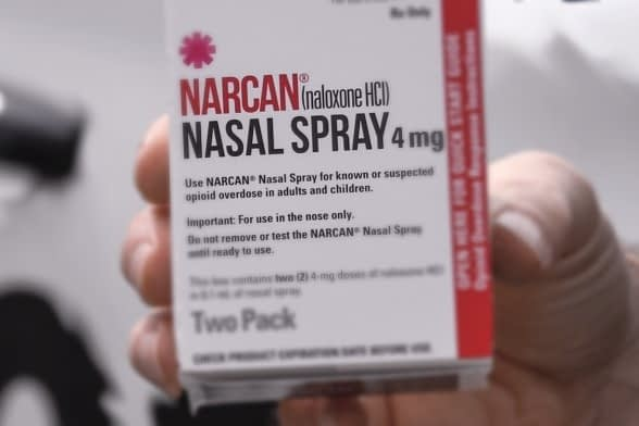 How to get Narcan - iRecoveryUSA