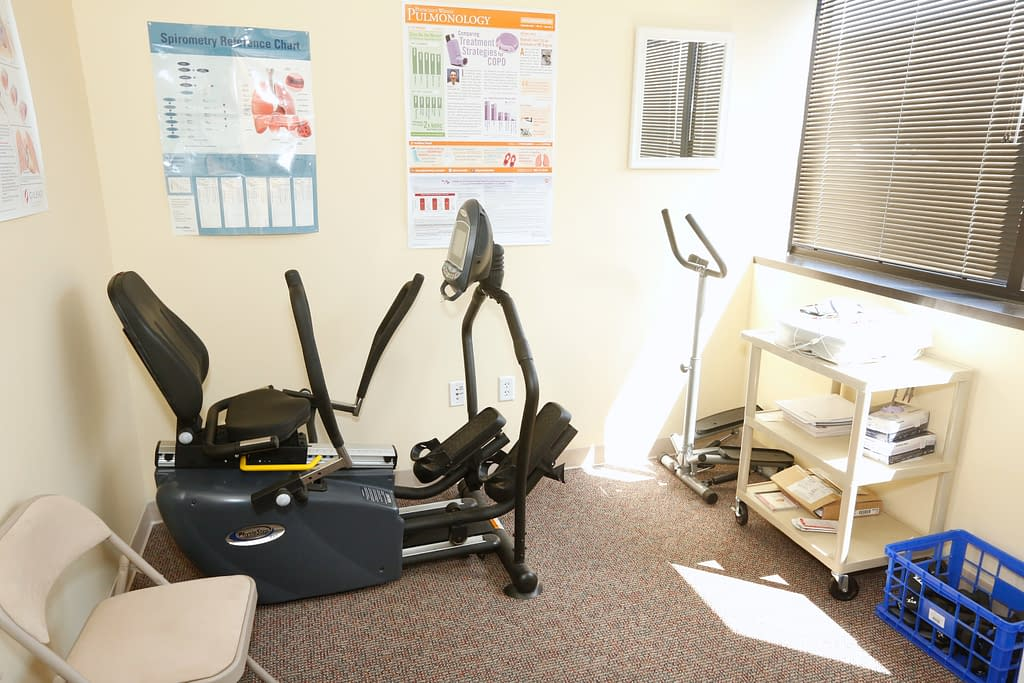 Exercise Equipment For Pulmonary Care