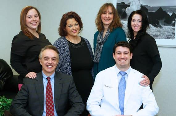 Brunswick Pulmonary & Sleep Medicine staff