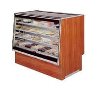 Marc Refrigeration - Display Case, Non-Refrigerated Bakery 60'