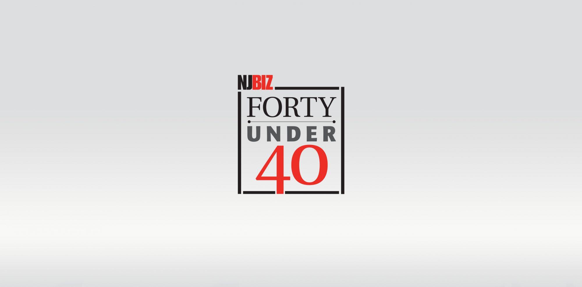 NJBIZ 40 Under 40