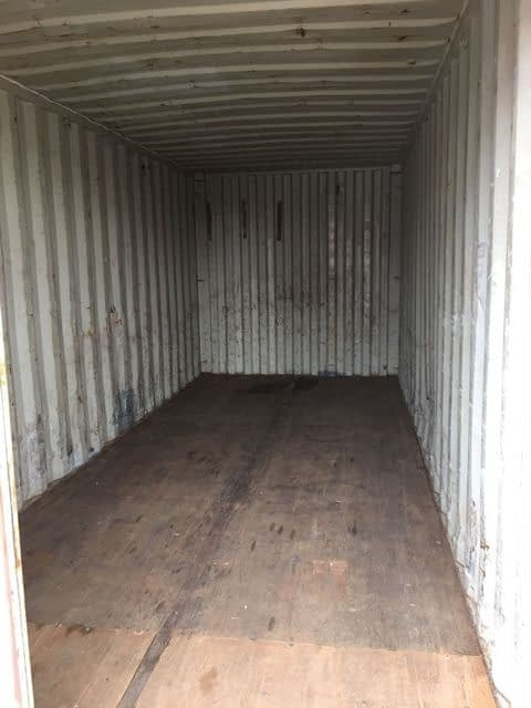 Steel Storage Container Discounted