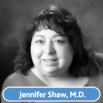Photo Of Dr. Shaw