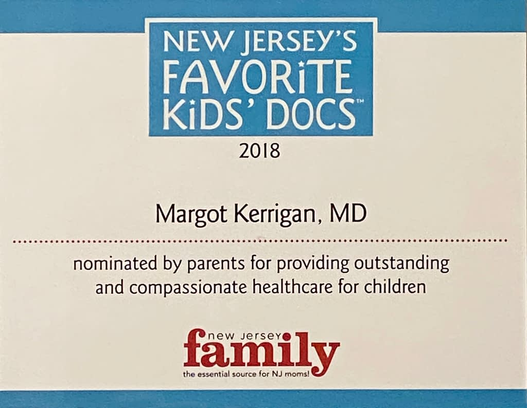 Family Magazine Recognition