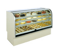Marc Refrigeration - Display Case, Non-Refrigerated Bakery 59'