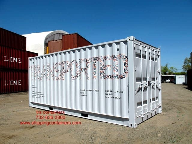 TRS the temp;orary container event specialist