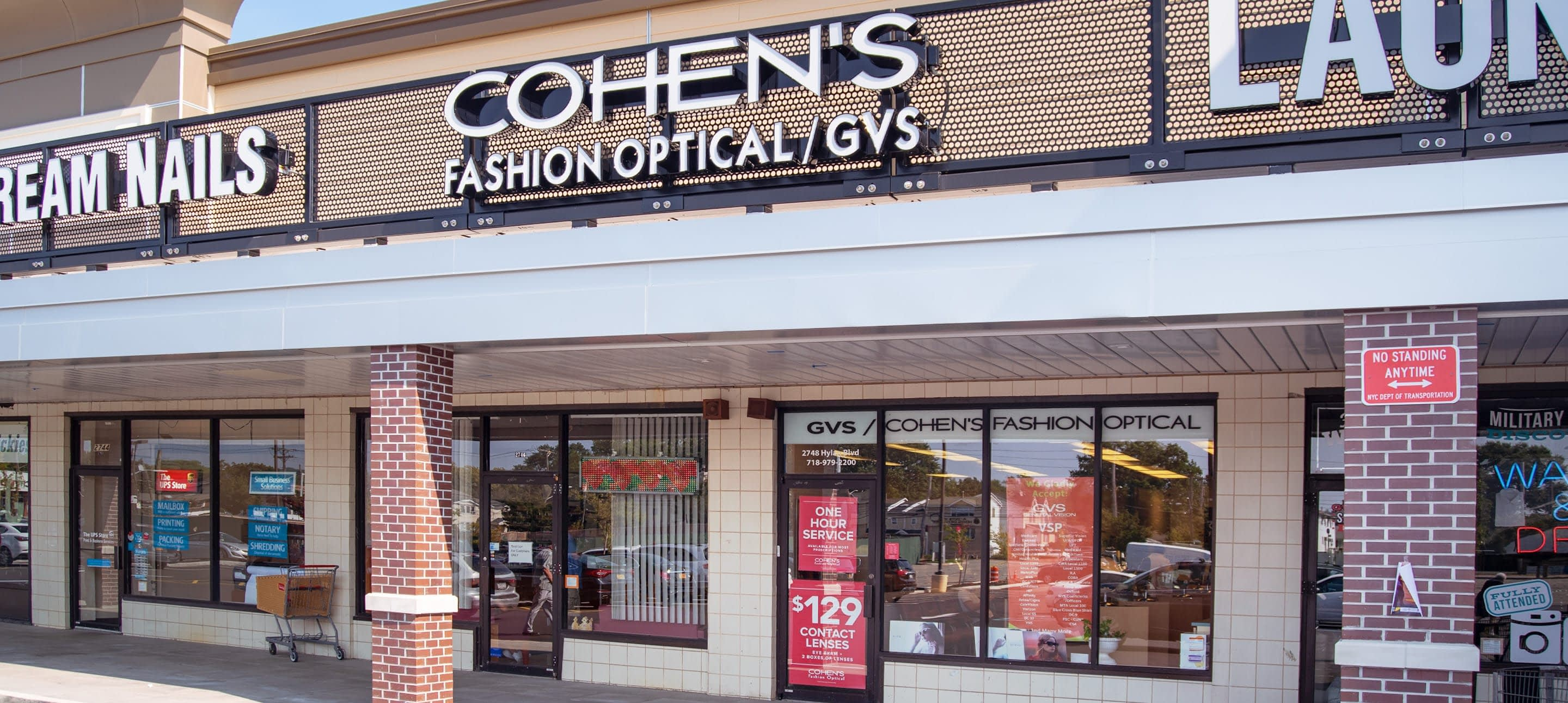 95e8711ae20f Eyeglasses & Eye Exams, Tysens Park Shopping Center - Staten Island ...