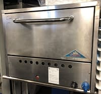 Comstock-Castle Used Pizza Oven