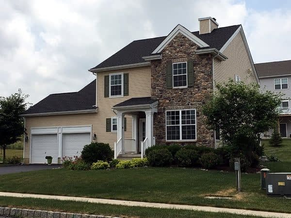 Plan A Traditional Home in Easton, PA