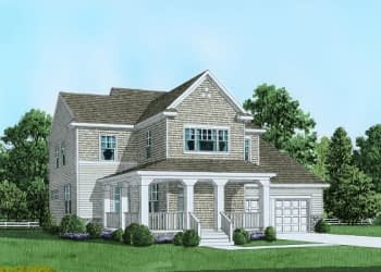 Plan 1 Traditional Home in Easton, PA