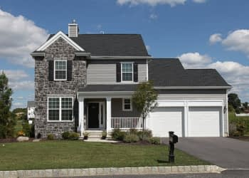 Plan A Front of Home in Easton, PA
