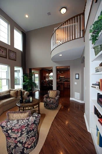 Interior of Luxury Home in Easton, PA