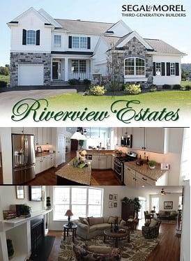 Interior and Exterior of Riverview Estates Home