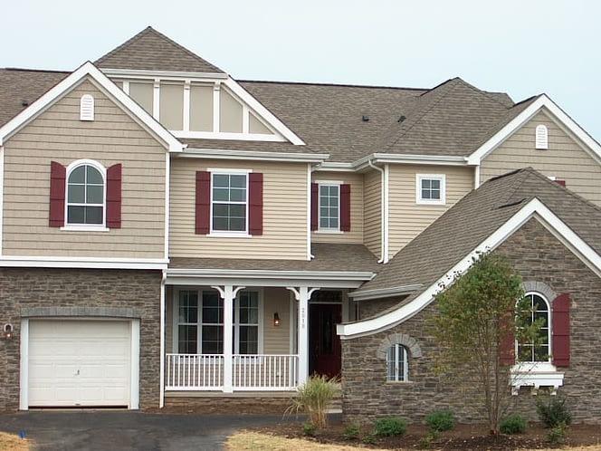 new luxury home vs existing luxury home