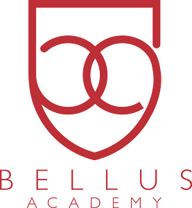 Bellus Academy logo red