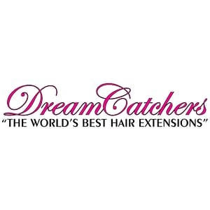 DreamCatchers hair extensions logo.