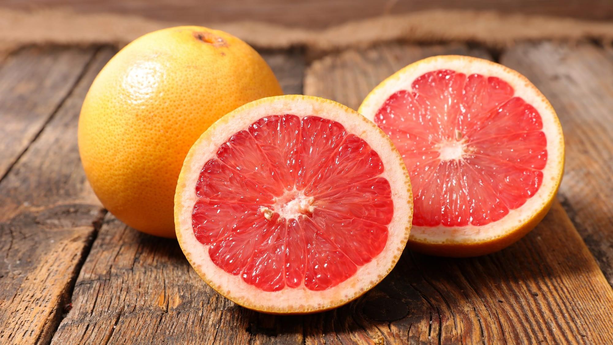 Accent On Grapefruit
