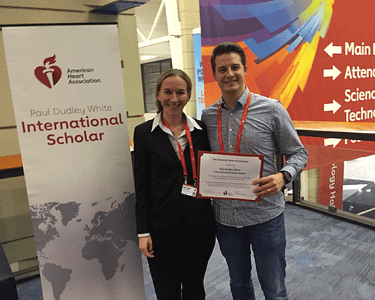 Paul Dudley White International Scholar Award for Myocarditis Research