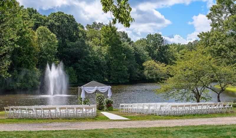 wedding-lake