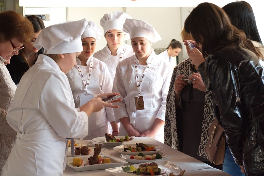 Chef Cooking Competitions