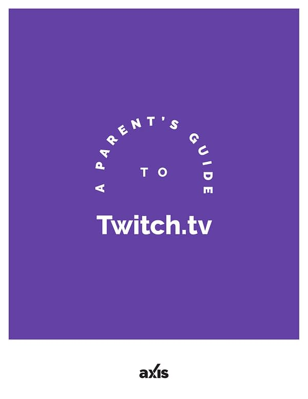 A Parent's Guide to Twitch.tv
