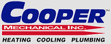 Heating and Cooling Services – Ottsville, PA – Cooper Mechanical Logo