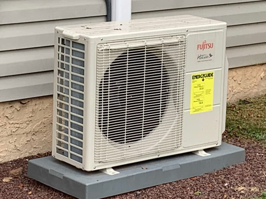 HVAC System with Mini-Split