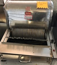 Berkel Used Bread Slicer