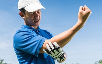 Is There Really Such A Thing As Golfer's Elbow?