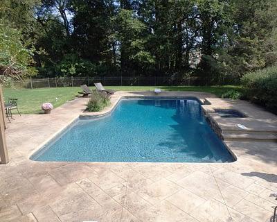 Emmaus, PA, Pool Renovations - B&B Custom Pools