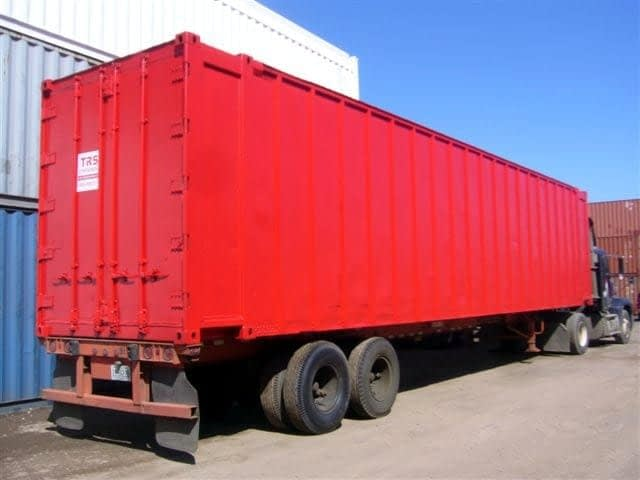 TRS sells rents and repairs containers and chassis
