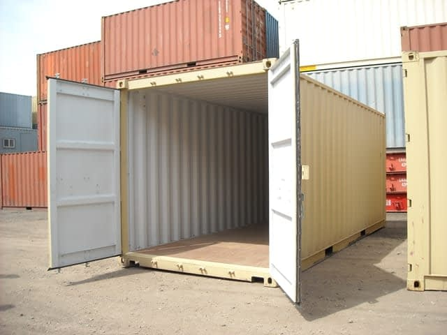 TRS Containers NJ sells rents and modifies steel sea containers