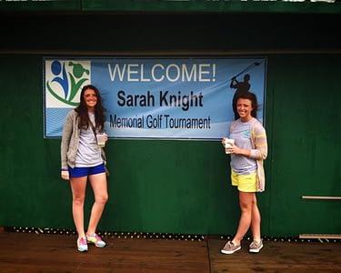 Sarah Knight Memorial Golf Tournament
