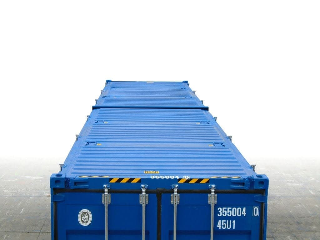 TRS Containers new 40 foot long hardtop opentops are for sale only