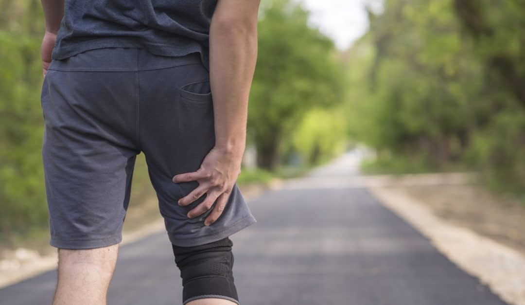 Knee Pain Caused by a Hamstring Injury - Wayne, NJ - High