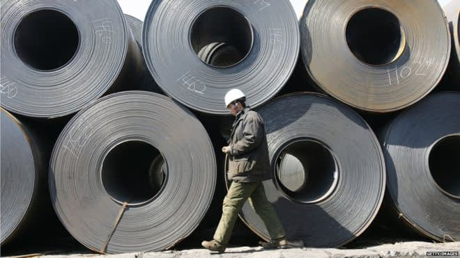 US slaps China steel imports with fivefold tax increase