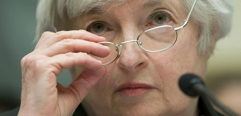 """Yellen Leaves Rate Hike Options Open at Jackson Hole as Labor Market """"Yet to Fully Recover"""""""