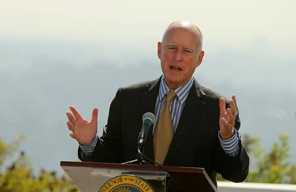 Surprise: Jerry Brown grants lawmakers influence on air board