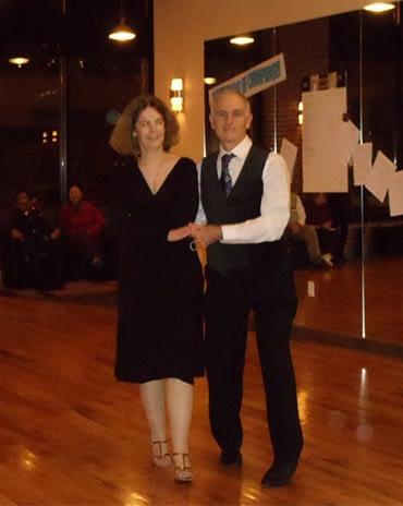 Couple Dancing - Montclair, NJ - Arthur Murray Dance Studio
