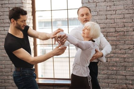 Private Dance Instruction