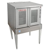 Blodgett SHO-100-E Single Deck Full Size Electric Convection Oven - 220/240 V, 3 Phase