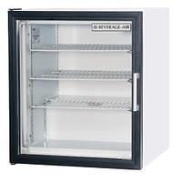 Beverage Air CF3-1-W Counter Top Glass Door Freezer-2.9 Cu.Ft.
