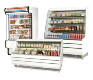 Open Air Merchandisers and Accessories
