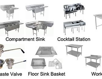 Warewashing, Plumbing & Faucets