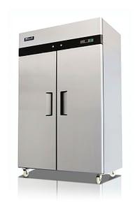 Migali Industries C-2F-HC Competitor Series Double Solid Door Reach-In Freezer